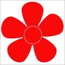 Allstar Blume / flower A 10143