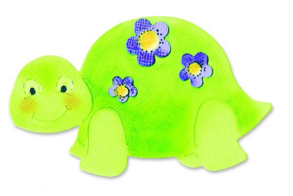 Sizzix Stanzform BIGZ Schildkröte / turtle 655938 / 656355