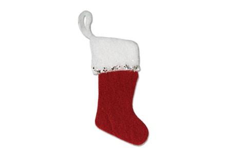 Sizzix Stanzform Originals MEDIUM Socken # 3 / stocking # 3 656733