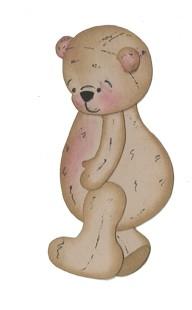 Teddy / Rose Bud 0351