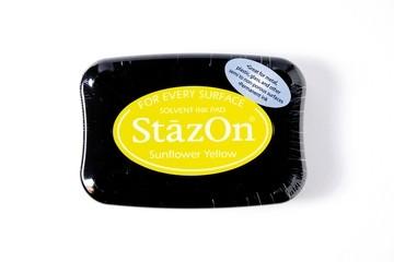StazOn Stempelkissen gelb / sunflower yellow SZ-000-093