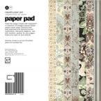 Basic Grey Paper Pad CAPPELLA 15,2 cm x 15,2 cm CAP-2411