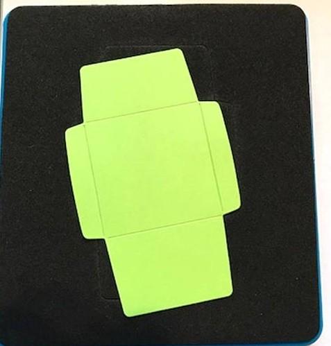 Ellison Design Thick Cuts Stanzform Umschlag quadratisch/ envelope square 22147