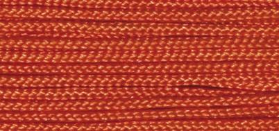 Schmuckkordel 1 mm ORANGE 89-473-34
