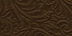 Filz geprägt Cocoa Brown 22,9 cm x 30,5 cm K48G-851 / 028981486088