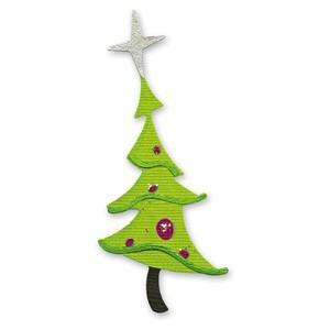 Sizzlits medium Weihnachtsbaum / tree christmas # 3 655 193