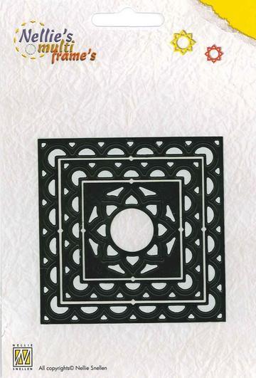 Nellie Stanzformen quadratisch MFD006