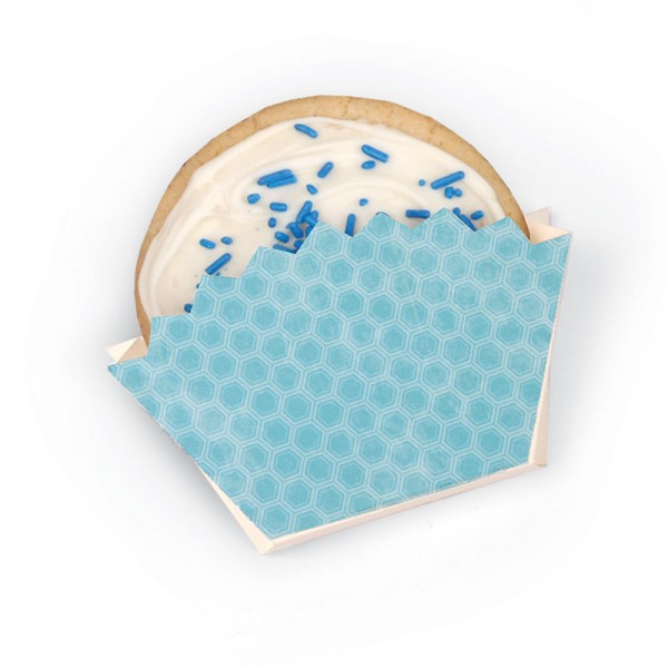 Sizzix Stanzform BIGZ L Plätzchen-Tasche / Pocket Cookie 659189