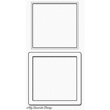 Dienamics Stanzform Quadrat Shaker Window & Frame MFT-1127