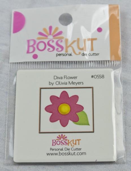 Diva Blume / diva flower 0558