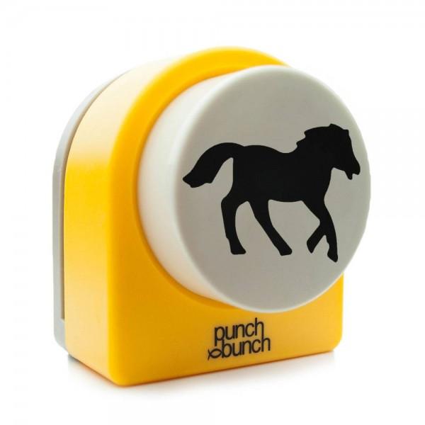 Punch Bunch Motivstanzer SUPER GIANT Pferd / 27/Horse