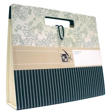File Case Black & Cream SY-025-00002