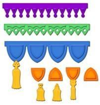 Spellbinders Stanzform Banner Basics One S5-044