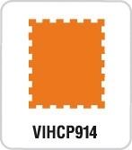 Motivstanzer Groß Briefmarke änglich VIHCP914 ( gelb )