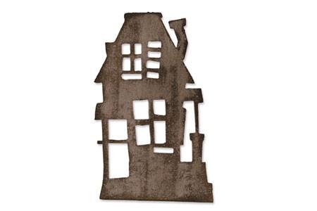 Sizzix Stanzform BIGZ Trümmer-Haus / rickety house 656925