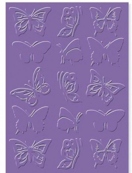 CartUs Embossing-Folder Schmetterlinge 1856/8020
