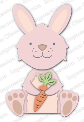 Impression Obsession Stanzform Hase / Bunny DIE785-Y