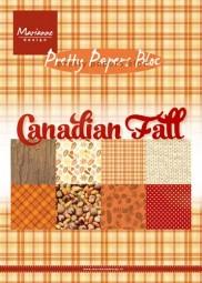 Marianne D Papierblock A 5 Canadian Fall PK9138