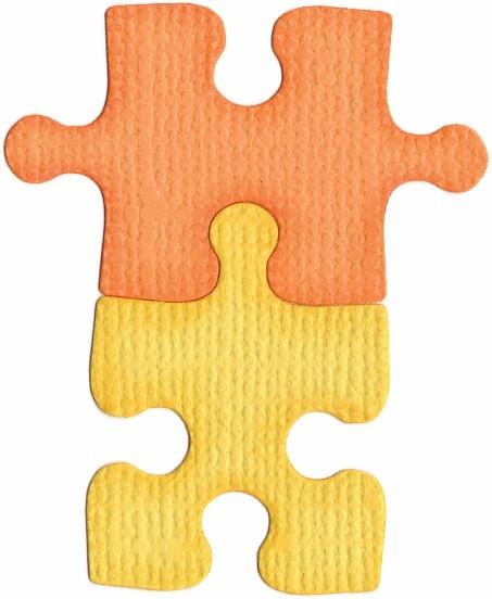 Quickutz Stanzform Puzzle / puzzle KS-0446