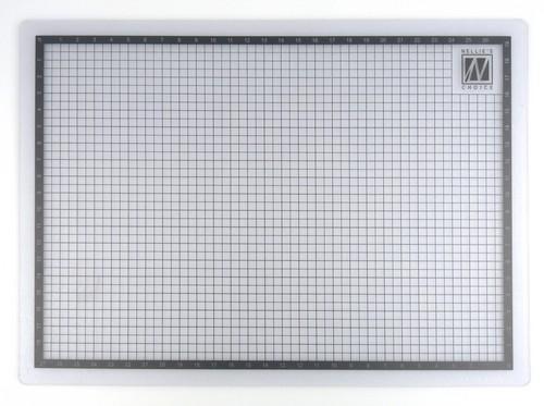 Nellie Schneidematte A4 transparent MAT-A4TR