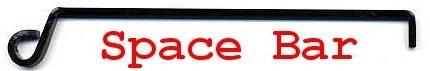 Binditall Space bar für Binditall blau 2722