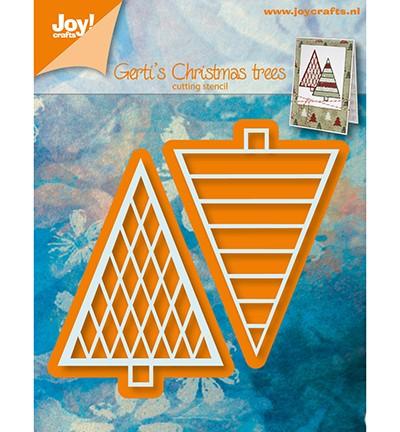 Joycrafts Stanzform Weihnachtsbaum / Gerti' s Christmas Tree 6002/1352