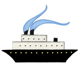 Kreuzfahrtschiff / cruise ship 0914