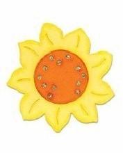 Sizzix Stanzform BIGZ Sonnenblume / flower sunflower 655972
