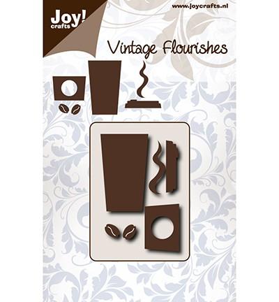 Joycrafts Stanzform Kaffeebecher / Coffecup 6003/0085