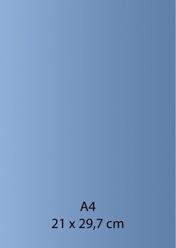 Pearl Papier A 4 HELL - BLAU mit Klebefolie 652000/1170