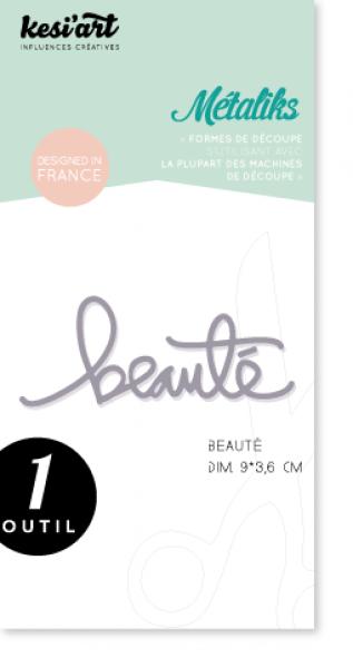 Kesiart Stanzform ' beauté ' OD-224