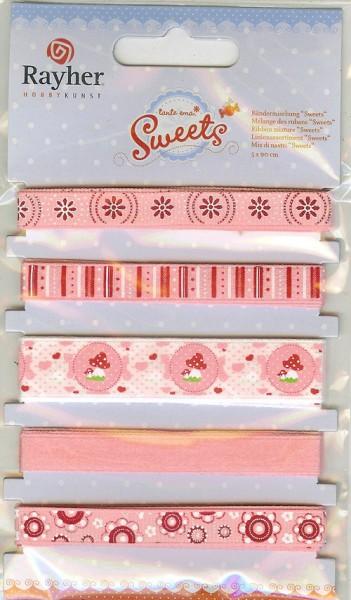 Bänder-Set Tante Ema Sweets 53-424-258