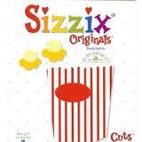Sizzix Stanzform Originals LARGE Popconrtüte / popcorn & bucket 38-0996