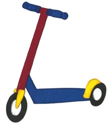 Roller / scooter 0996