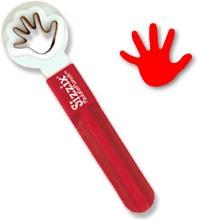 Sizzix Paddle Punch Hand 38-0840