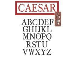 Alphabet Caesar L1-01