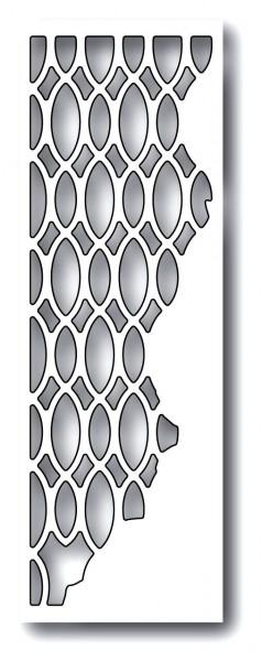 Poppystamps Stanzform Tulisa Corner Collage 1742