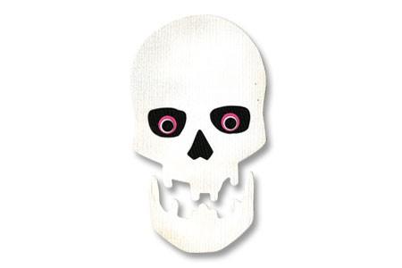 Sizzix Stanzform Originals MEDIUM Schädel / skull 656751