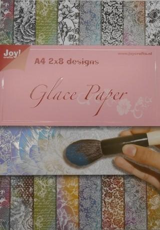 Joy!Crafts Papiere A 4 Glace Paper 6013/0529