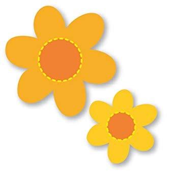 Sizzix Stanzform Originals LARGE Gänseblümchen / Flower Daisy # 3 38-0208 / 654631