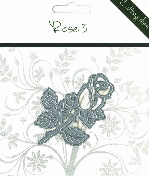 Romak Stanzform Rose / Rose 3 817681