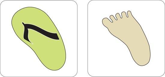 Cuttlebug Stanzform 2-er Flip-Flop 37-1525