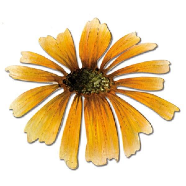 Ellison Design Stanzform Thick Cuts Gänseblümchen # 2 / flower daisy # 2 23168