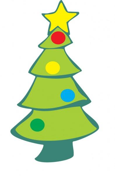 DD Weihnachtsbaum / Christmas tree C118