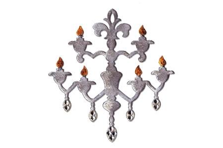 BIGZ Kronleuchter / chandelier 656 550