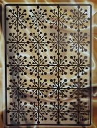 Joy!Crafts Prägeschablone Metall Schneeflocken 1201/0035 (silber
