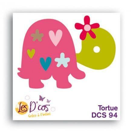 Toga Stanzform Schildkröte / Tortue DCS94