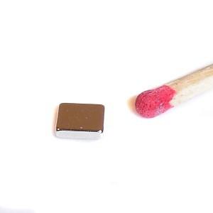 Magnet 5 mm x 5 mm x Höhe 1,2 mm quadratisch