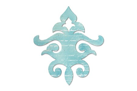 Sizzix Stanzform BIGZ decorative accent # 11 656556