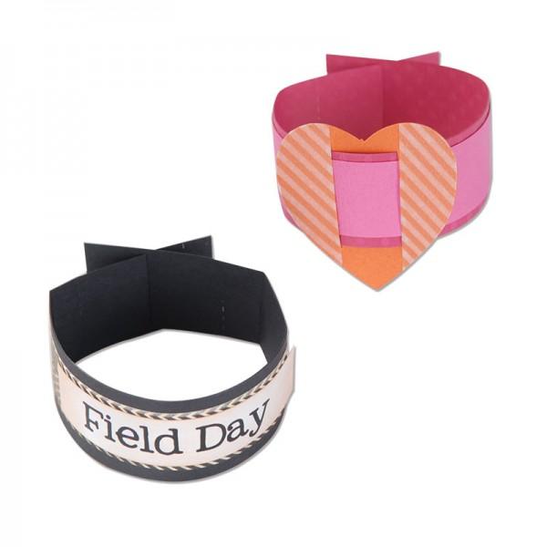 Allstar Stanzform L Armbänder / Wristbands A11025